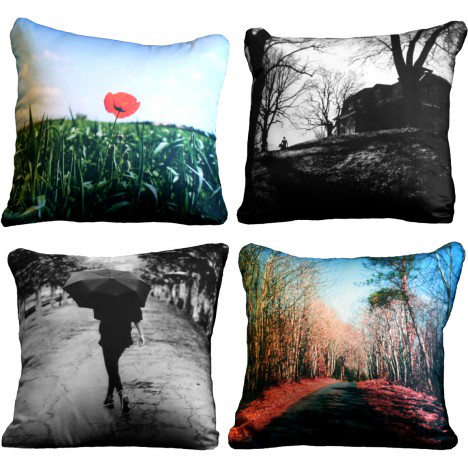 Cushion Printing | Throw Pillow Printing
